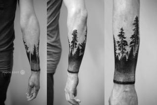 łukasz drzewa