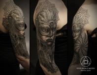 mandala mask